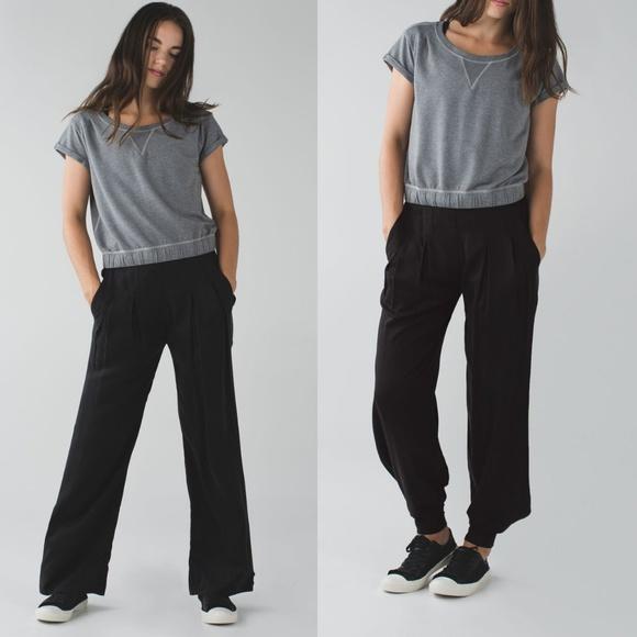 5292df4869 lululemon athletica Pants   Lululemon Eazy Breezy Adjustable Ankle 6 ...